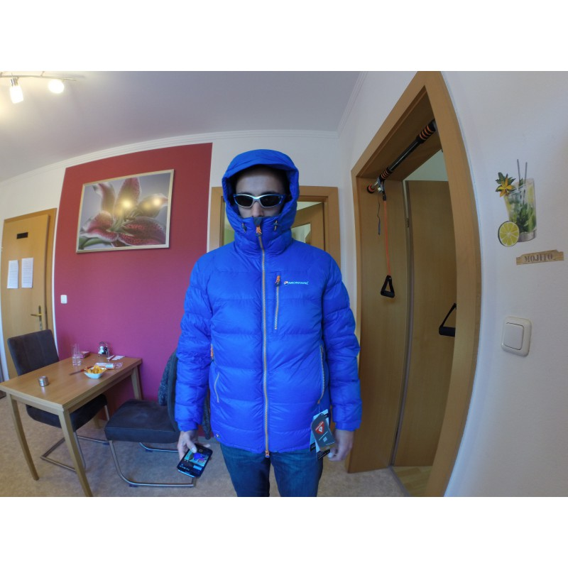 Tuotetta Montane - Black Ice 2.0 Jacket - Untuvatakki koskeva kuva 1 käyttäjältä Michael