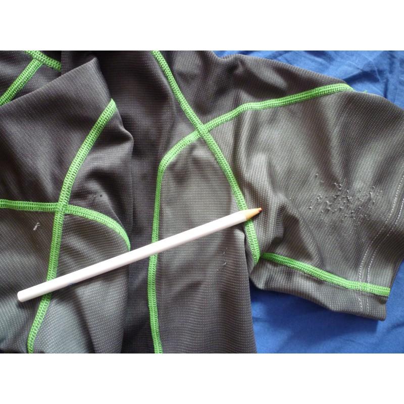 Tuotetta Mountain Equipment - Crux SS Zip Tee - Tekninen paita koskeva kuva 1 käyttäjältä Marco