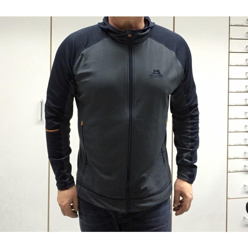 Tuotetta Mountain Equipment - Flash Hooded Jacket - Fleecetakki koskeva kuva 1 käyttäjältä Frank