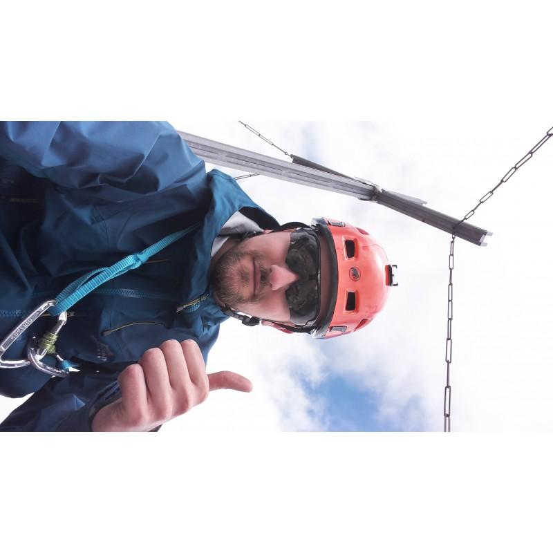 Tuotetta Mountain Equipment - Ogre Jacket - Hardshelltakki koskeva kuva 1 käyttäjältä Christopher