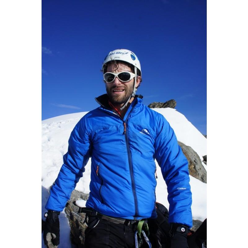 Tuotetta Mountain Equipment - Rampart Jacket - Tekokuitutakki koskeva kuva 1 käyttäjältä Rouven