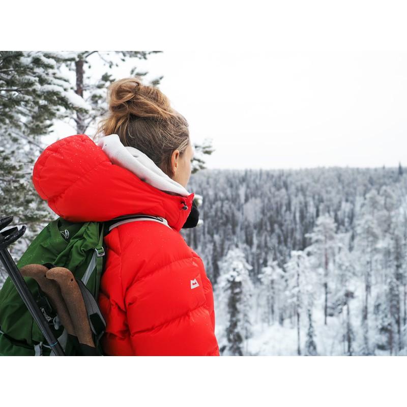 Tuotetta Mountain Equipment - Women's Sigma Jacket - Untuvatakki koskeva kuva 1 käyttäjältä Kathrin