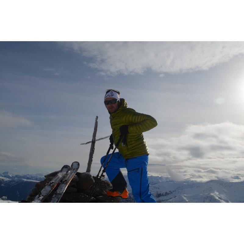 Tuotetta Mountain Hardwear - Ghost Whisperer Hooded Down Jacket koskeva kuva 1 käyttäjältä Dieter
