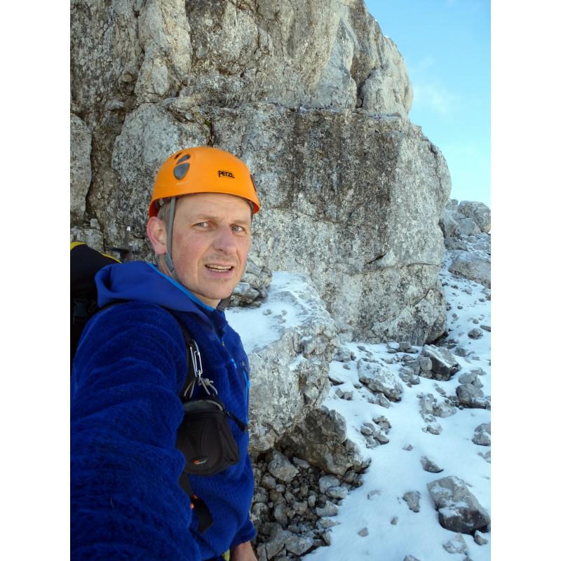 Tuotetta Mountain Hardwear - Monkey Man Grid Jacket - Fleecetakki koskeva kuva 1 käyttäjältä Joachim
