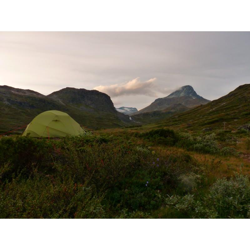 Tuotetta MSR - Hoop - 2 hlön teltta koskeva kuva 1 käyttäjältä Johannes