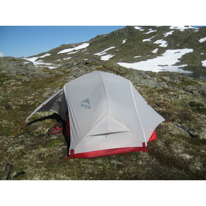 Tuotetta MSR - Hubba Hubba NX - 2 henkilön teltta koskeva kuva 1 käyttäjältä Maximilian