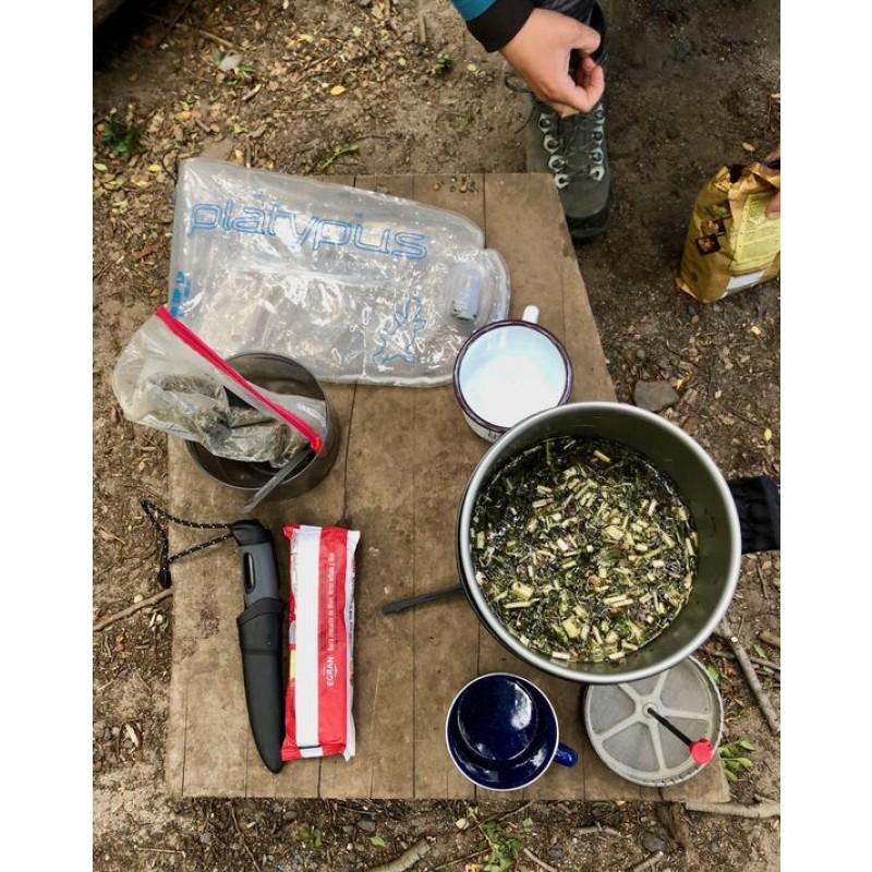 Tuotetta MSR - WindBurner Coffee Press Kit 1.8 L - Kahvipuristin koskeva kuva 1 käyttäjältä Charlotte