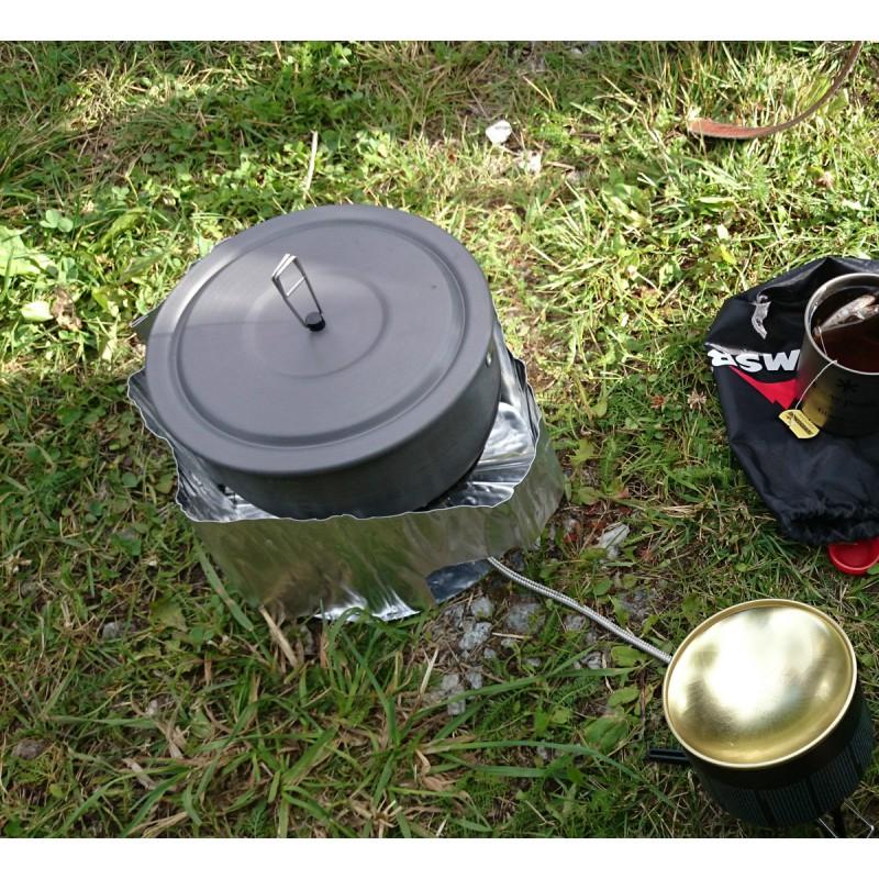 Tuotetta MSR - WindPro II - Kaasukeitin koskeva kuva 1 käyttäjältä Martin