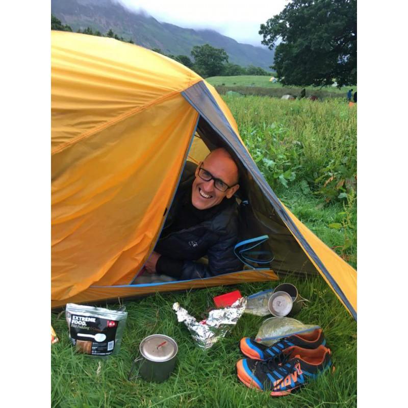 Tuotetta Nemo - Blaze 2P - 2 henkilön teltta koskeva kuva 2 käyttäjältä Paul