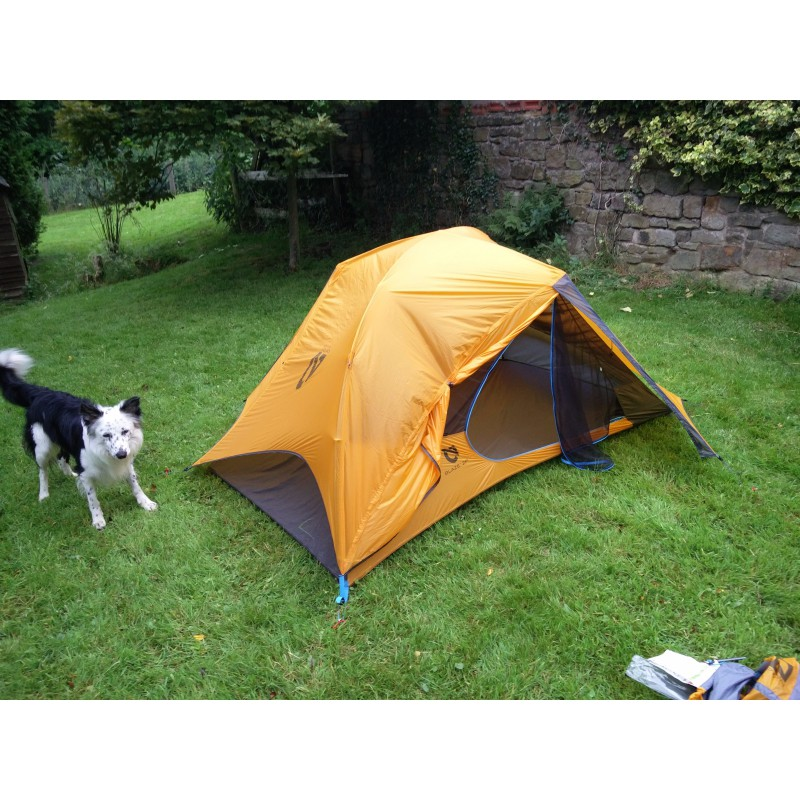 Tuotetta Nemo - Blaze 2P - 2 henkilön teltta koskeva kuva 1 käyttäjältä Paul