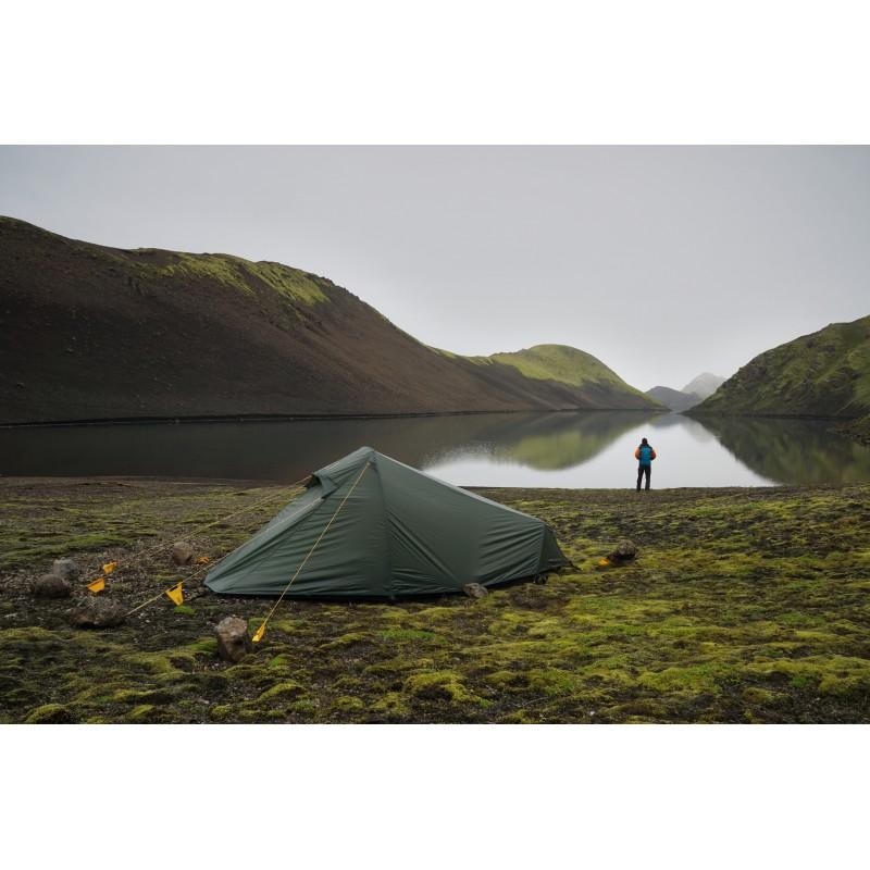 Tuotetta Nordisk - Svalbard 1 SI - 1 hlön teltta koskeva kuva 1 käyttäjältä Andreas