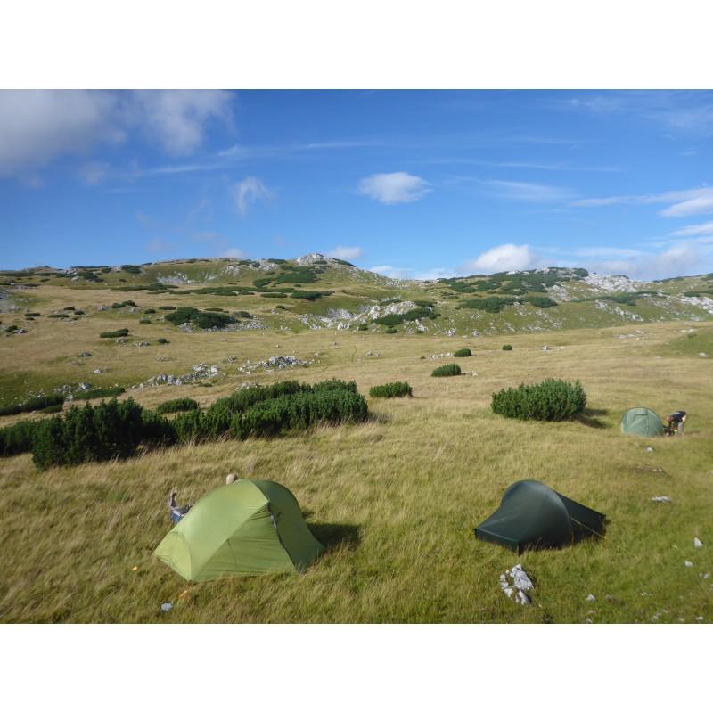 Tuotetta Nordisk - Telemark 1 LW - 1 hlön teltta koskeva kuva 3 käyttäjältä Thomas