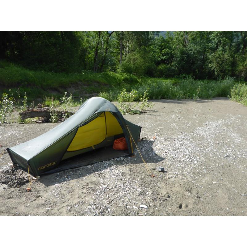 Tuotetta Nordisk - Telemark 1 LW - 1 hlön teltta koskeva kuva 1 käyttäjältä Thomas