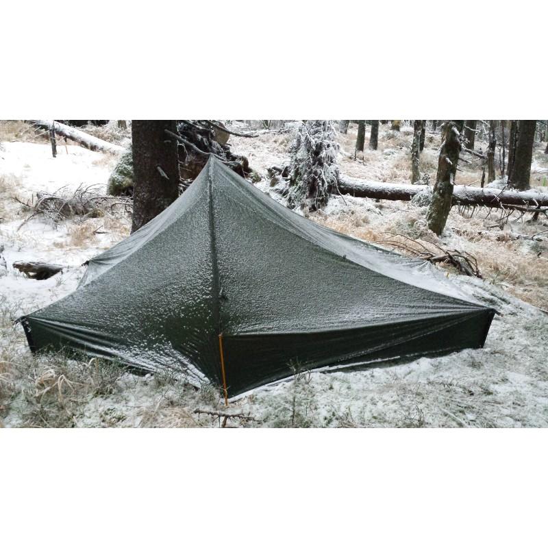 Tuotetta Nordisk - Telemark 2 Gr 950 - 2 hlön teltta koskeva kuva 1 käyttäjältä Peter
