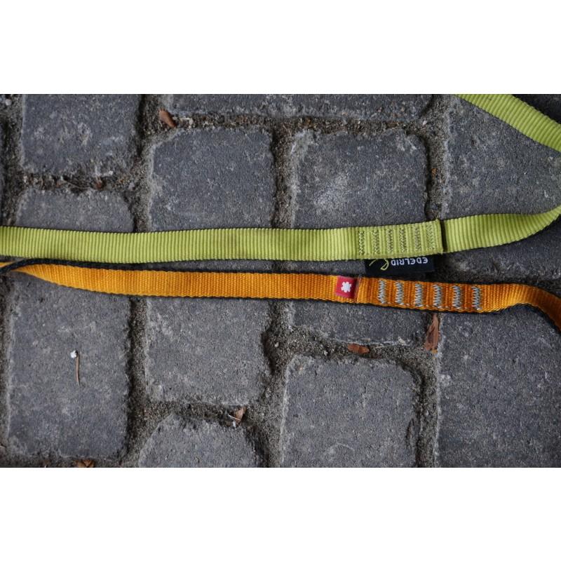 Tuotetta Ocun - O-Sling PAD 16 mm Bergfreunde Edition - Pyöreä slingi koskeva kuva 1 käyttäjältä Benjamin