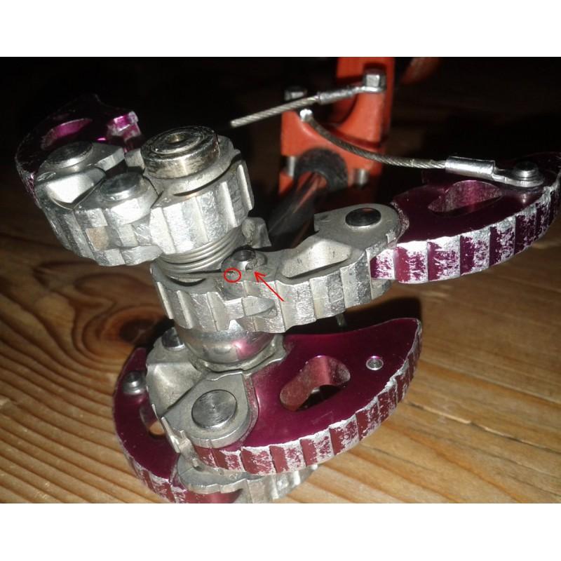 Tuotetta Omega Pacific - Link Cam - Varmistuslaite koskeva kuva 1 käyttäjältä Roger
