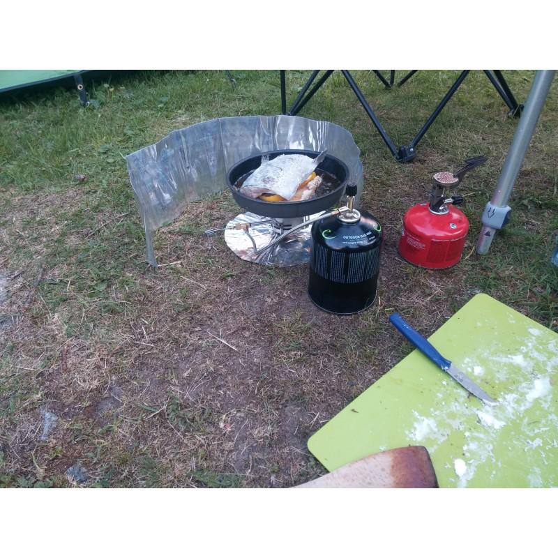 Tuotetta Optimus - Terra HE cooking set - Kattilasetti koskeva kuva 1 käyttäjältä Gregor