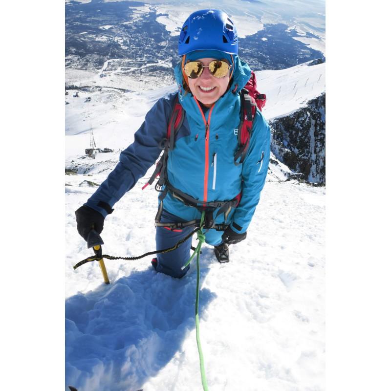 Tuotetta Ortovox - Women's 3L Ortler Jacket - Sadetakki koskeva kuva 1 käyttäjältä Maria