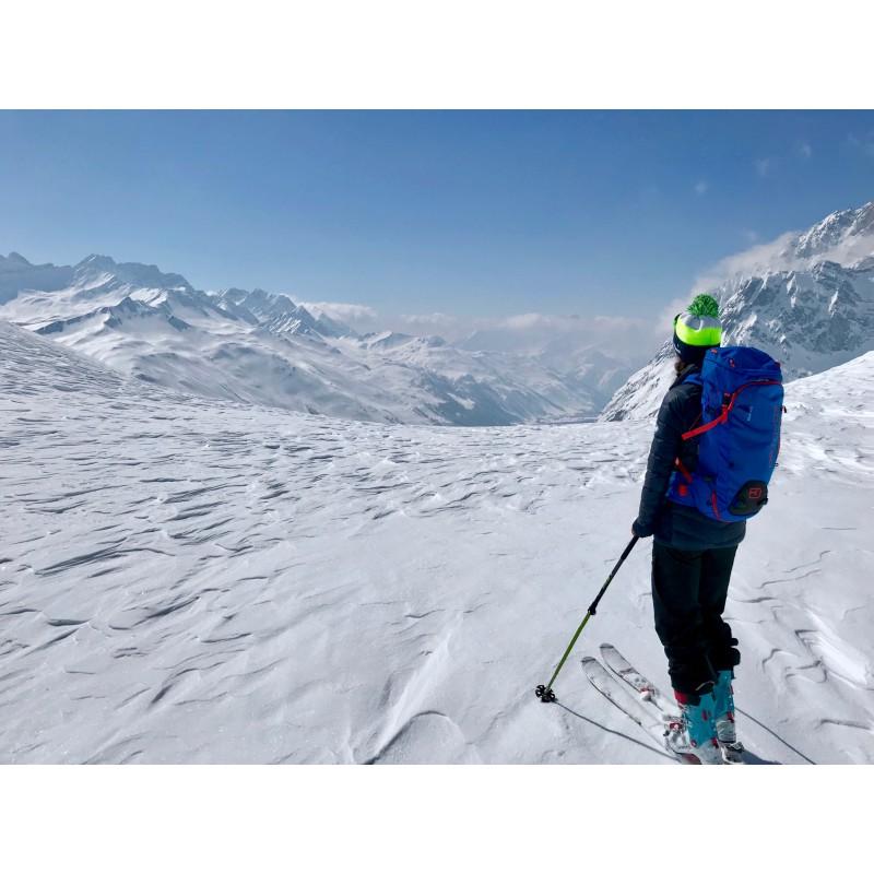 Tuotetta Ortovox - Women's Ortovox Peak 32 S - Retkeilyreppu koskeva kuva 2 käyttäjältä Martina