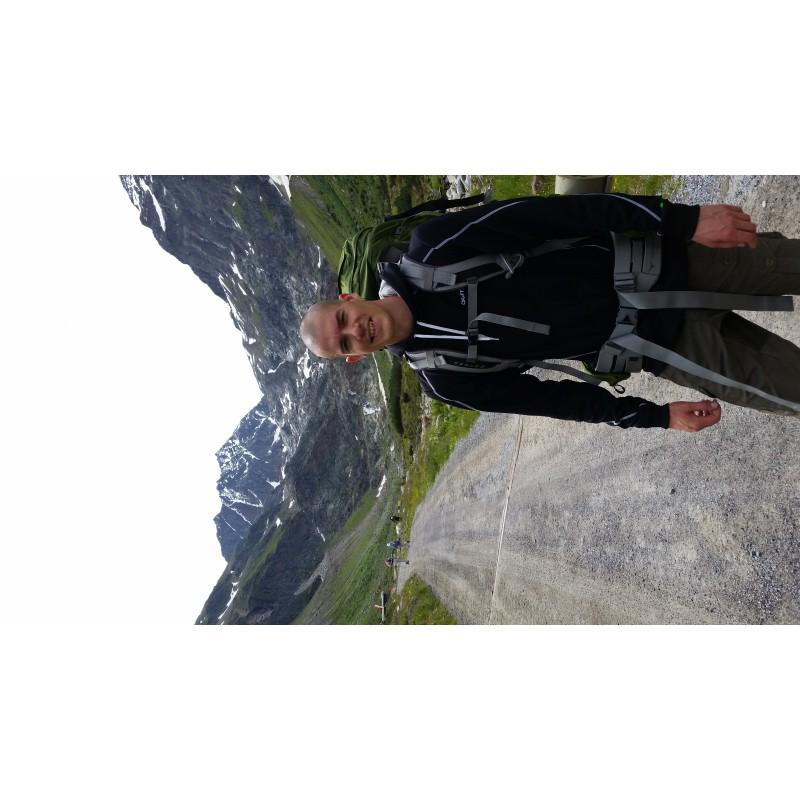 Tuotetta Osprey - Aether 70 - Trekkingreppu koskeva kuva 2 käyttäjältä Christian