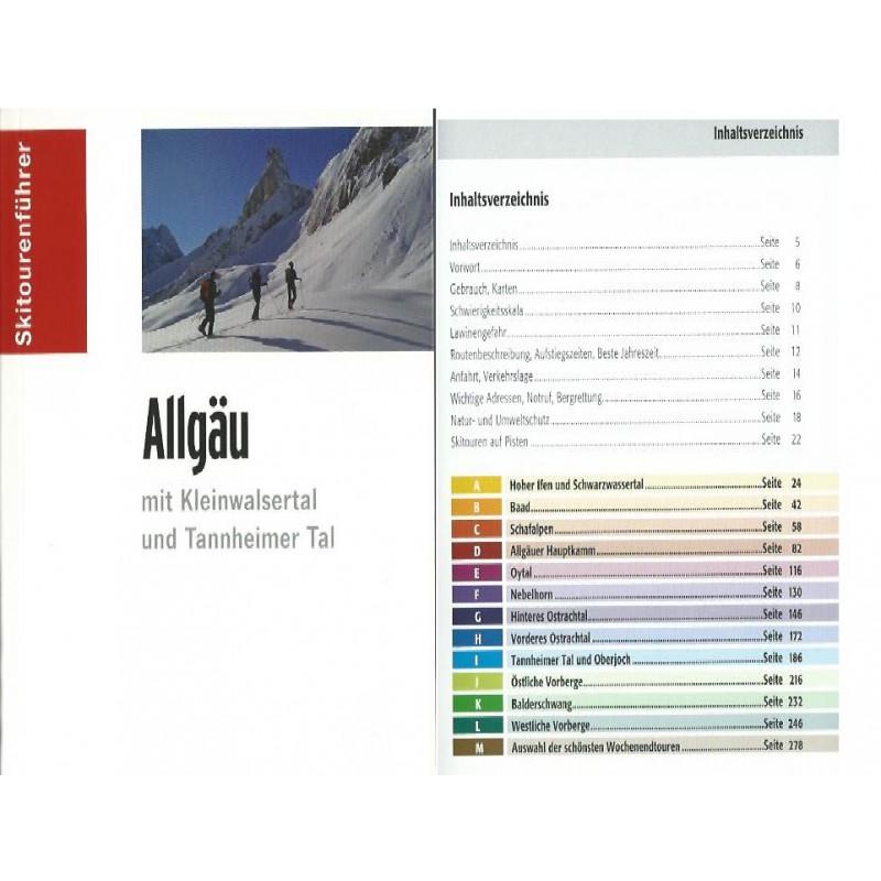 """Tuotetta Panico Verlag - Skitourenführer """"""""Allgäu"""""""" koskeva kuva 1 käyttäjältä Reinhard"""