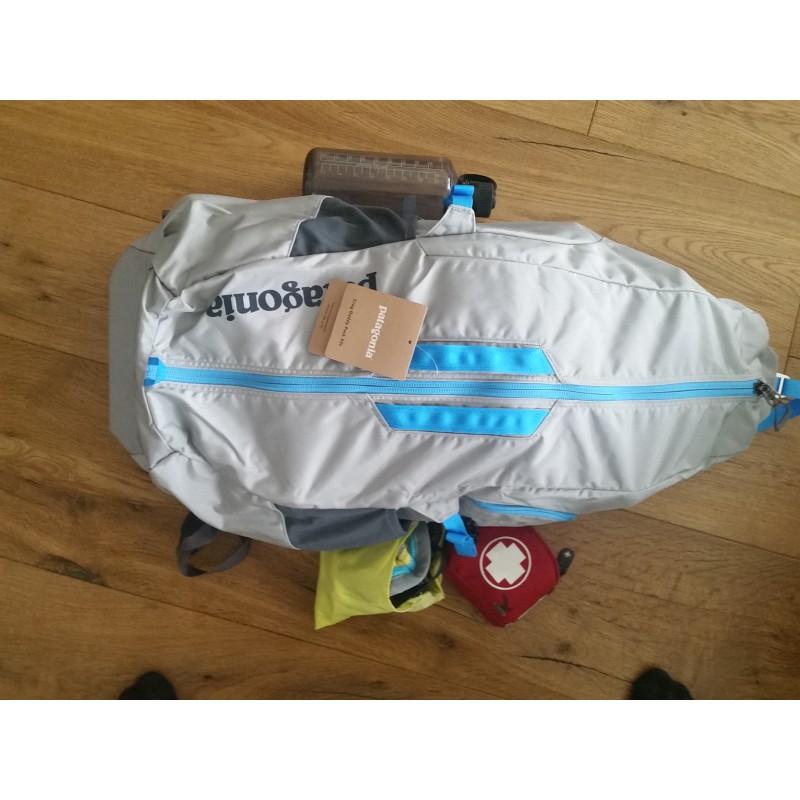 Tuotetta Patagonia - Crag Daddy Pack 45L - Kiipeilyreppu koskeva kuva 5 käyttäjältä peter