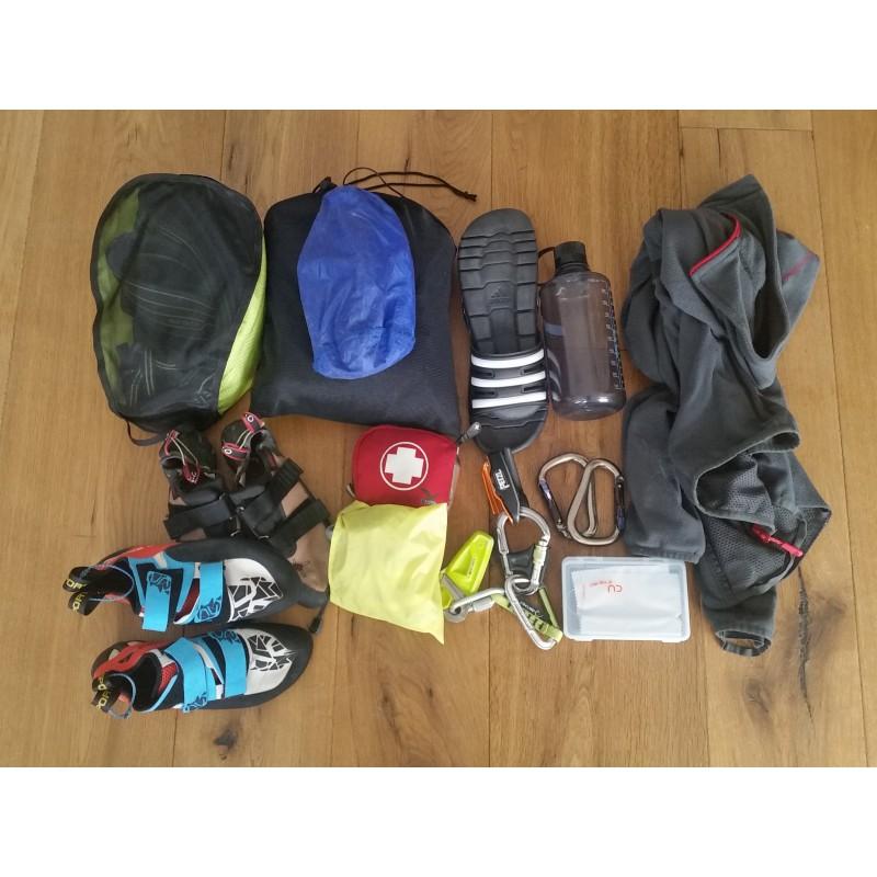 Tuotetta Patagonia - Crag Daddy Pack 45L - Kiipeilyreppu koskeva kuva 1 käyttäjältä peter