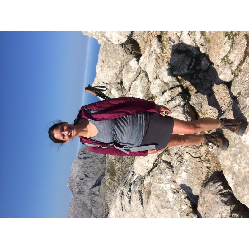 Tuotetta Patagonia - Women's Happy Hike Skort - Hame koskeva kuva 1 käyttäjältä Angela
