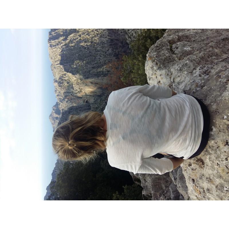 Tuotetta Patagonia - Women's Mainstay 3/4 Sleeved Top - Longsleeve koskeva kuva 1 käyttäjältä Felicitas