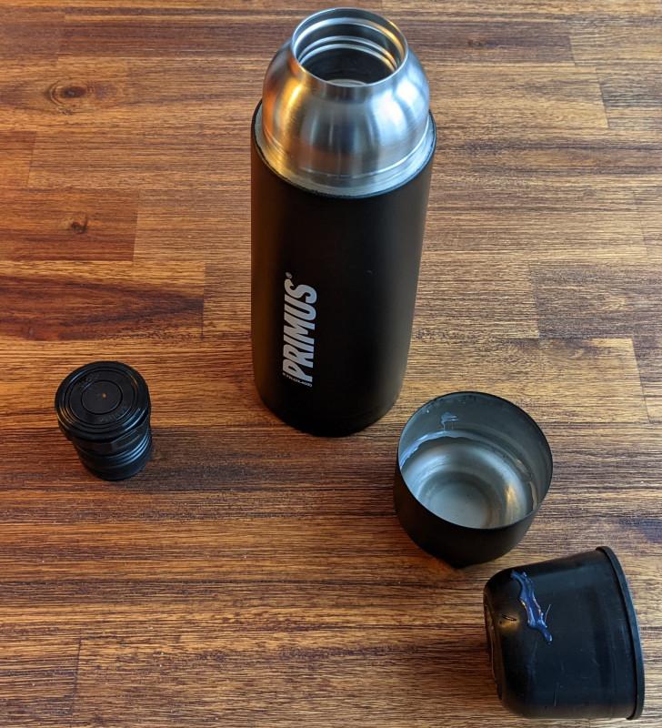 Tuotetta Primus - Vacuum Bottle - Eristetty pullo koskeva kuva 2 käyttäjältä Andreas