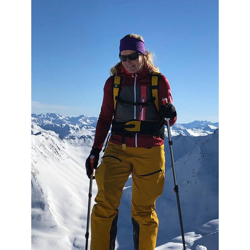 Tuotetta Rab - Women's Sharp Edge Pants - Retkeilyhousut koskeva kuva 1 käyttäjältä Anja