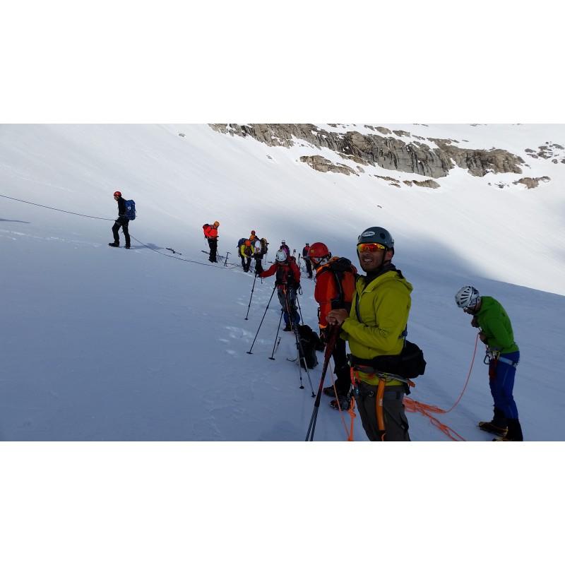 Tuotetta R'adys - R4 Alpine Softshell Pants - Retkeilyhousut koskeva kuva 1 käyttäjältä GEORGIOS