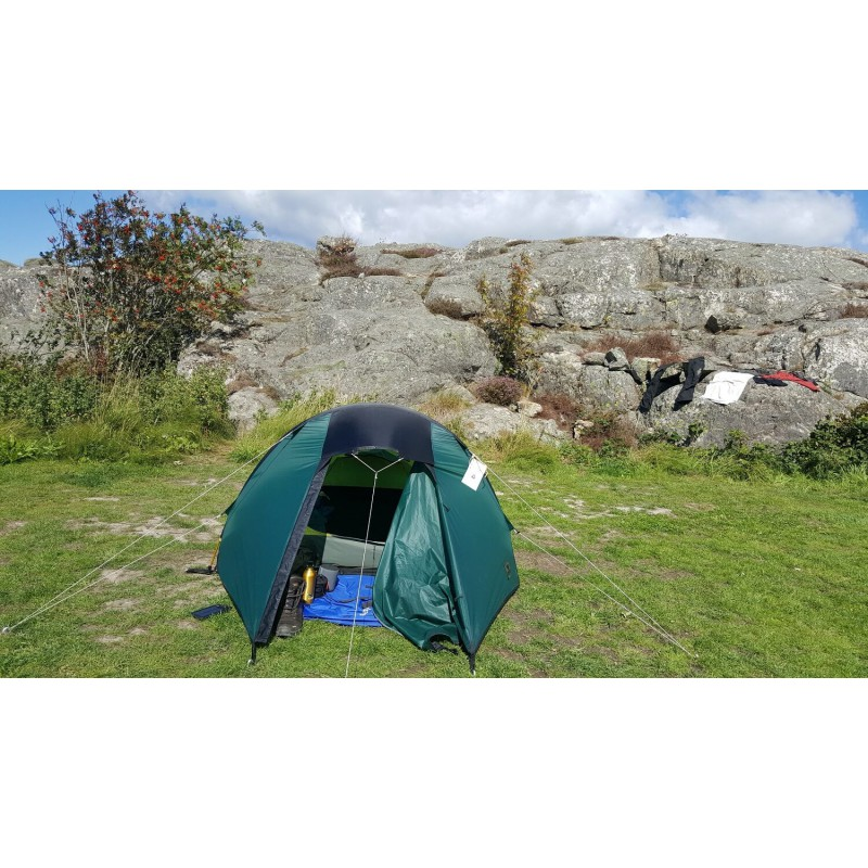 Tuotetta Rejka - Antao II Light - 2 hlön teltta koskeva kuva 1 käyttäjältä Marco