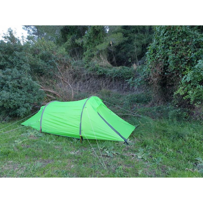 Tuotetta Rejka - Antao II Light UL - 2 henkilön teltta koskeva kuva 1 käyttäjältä Miriam
