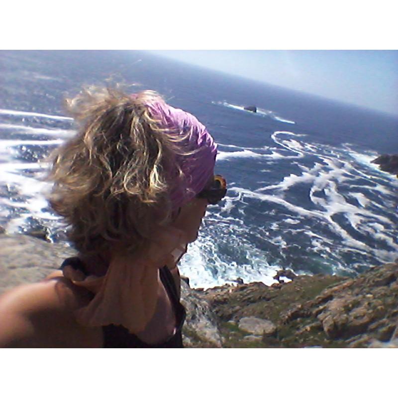 Tuotetta Rewoolution - Women's Babeth Sweat Hooded Full Zip L/S koskeva kuva 1 käyttäjältä Ulrike
