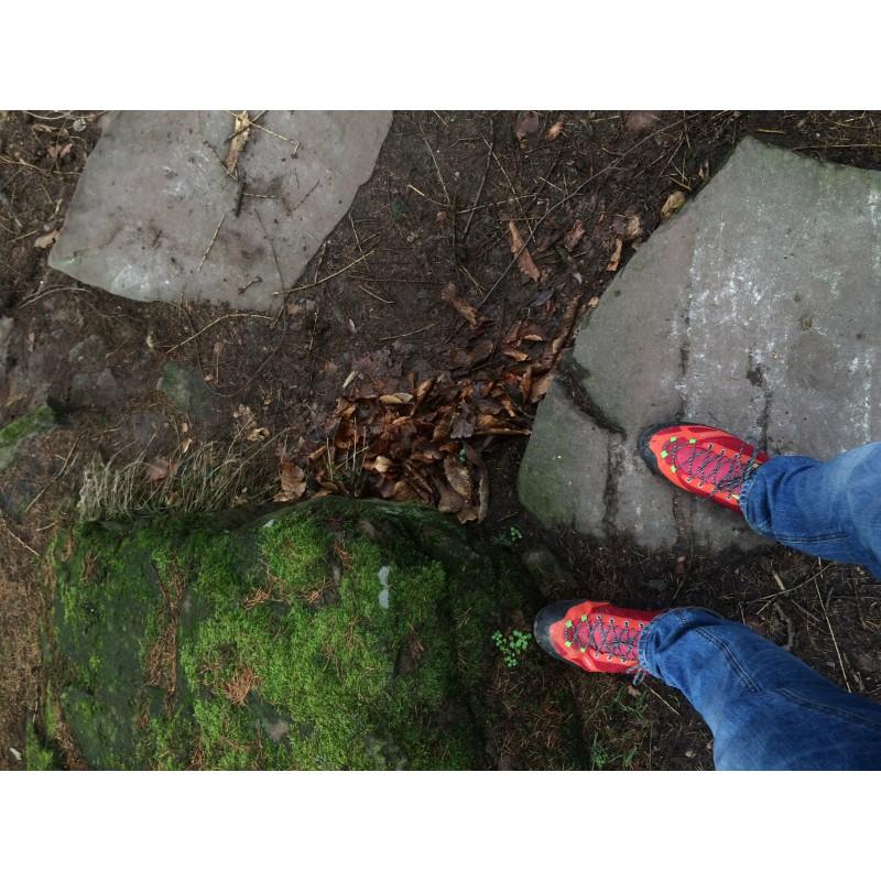 Tuotetta Salewa - Firetail Evo - Approach-kenkä koskeva kuva 1 käyttäjältä Christoph