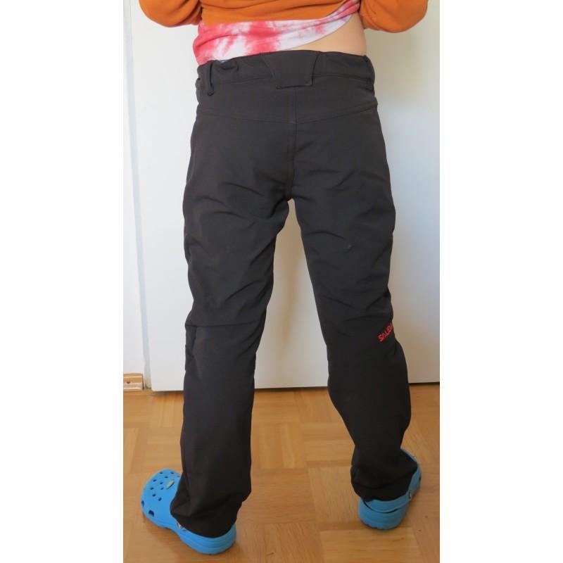 Tuotetta Salewa - Kid's Alpago 2 DST Pant - Softshellhousut koskeva kuva 1 käyttäjältä Aline