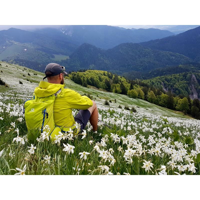 Tuotetta Salomon - X Alp 30 - Retkeilyreppu koskeva kuva 1 käyttäjältä Jelena