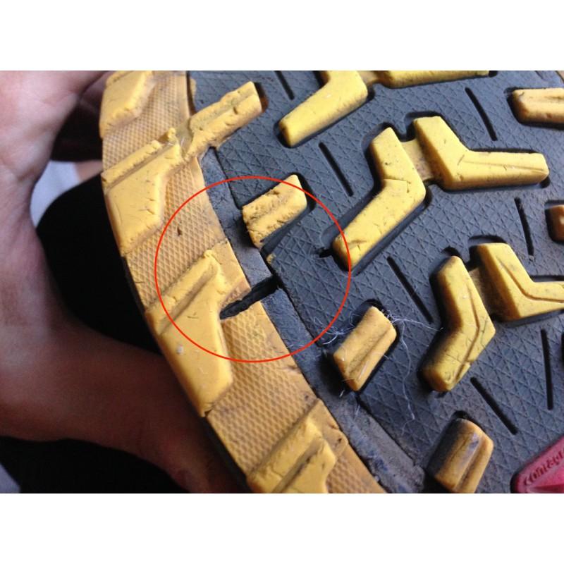 Tuotetta Salomon - XA Pro 3D GTX - Multisport-kengät koskeva kuva 4 käyttäjältä Timo