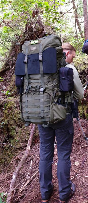 Tuotetta SAVOTTA - Jääkäri XL 70 - Trekkingreppu koskeva kuva 1 käyttäjältä Johannes