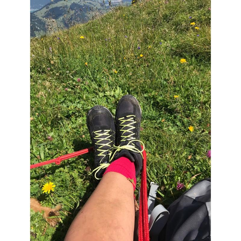 Tuotetta Scarpa - Women's Hydrogen Hike GTX - Vaelluskengät koskeva kuva 1 käyttäjältä Ulrike