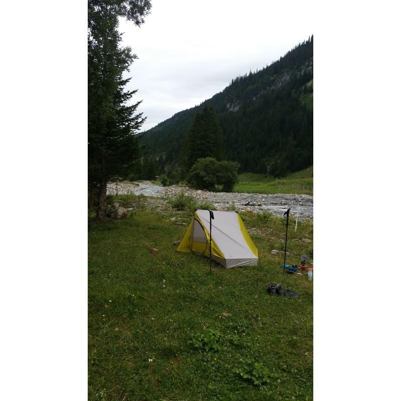 Tuotetta Sea to Summit - The Specialist Duo - 2 hlön teltta koskeva kuva 1 käyttäjältä Roland