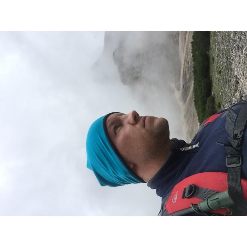 Tuotetta Sherpa - Tsepun Quarter-Zip Top - Longsleeve koskeva kuva 1 käyttäjältä Oliver