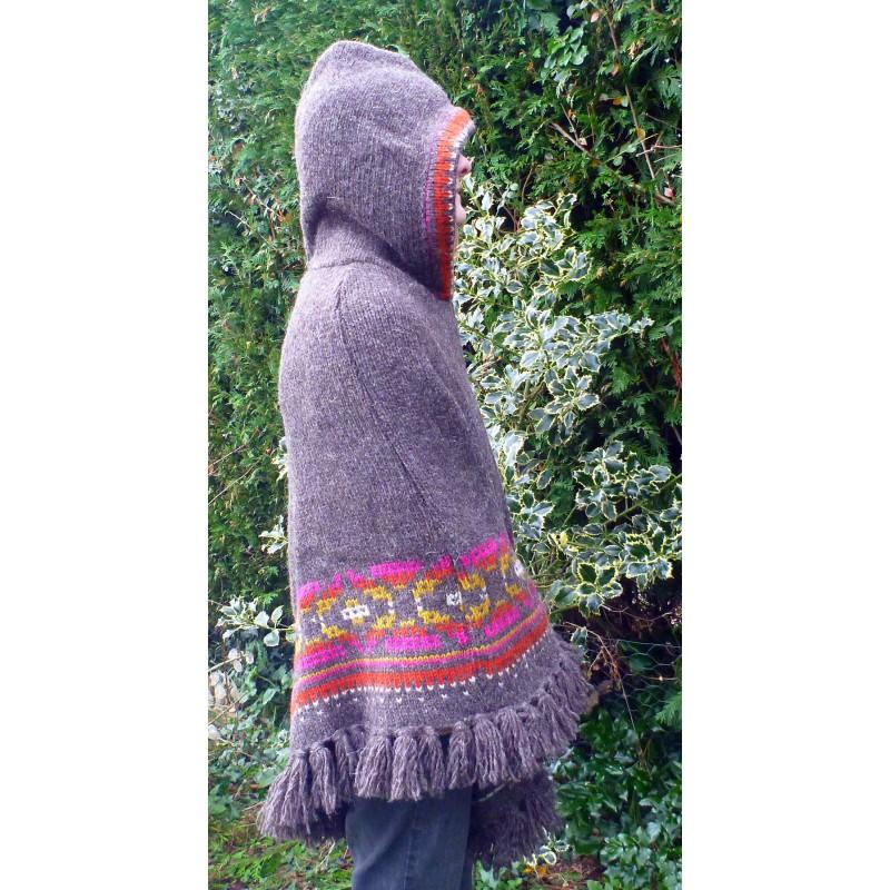 Tuotetta Sherpa - Women's Samchi Poncho - Villatakki koskeva kuva 5 käyttäjältä Karen