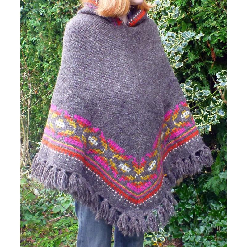 Tuotetta Sherpa - Women's Samchi Poncho - Villatakki koskeva kuva 1 käyttäjältä Karen