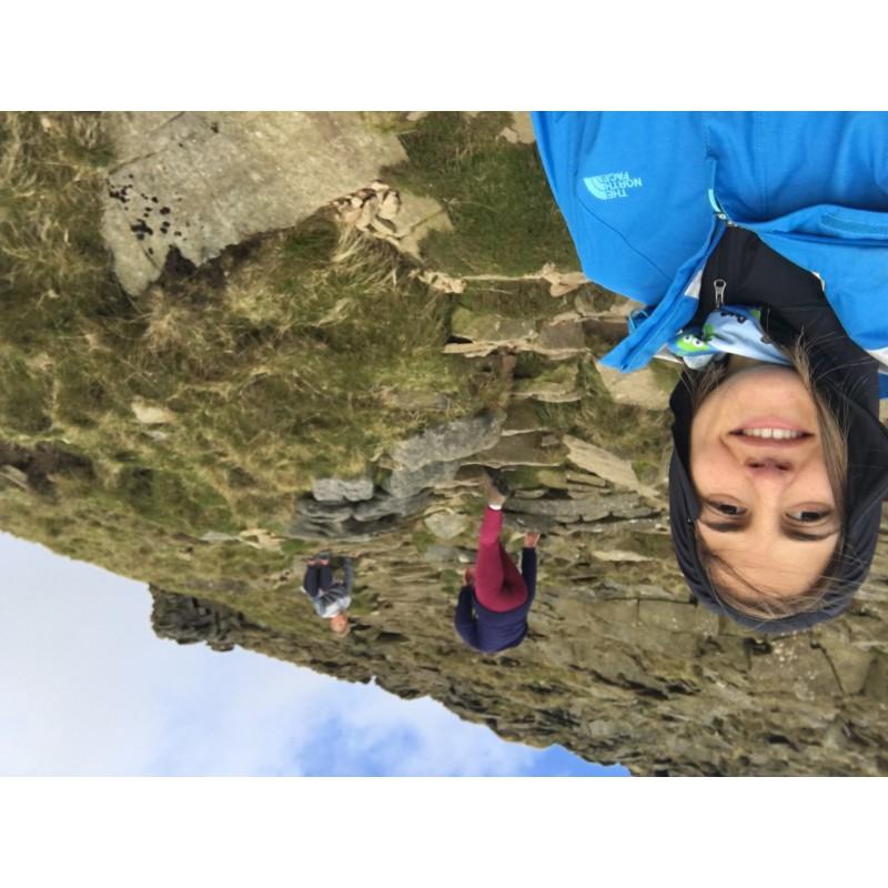 Tuotetta Sherpa - Women's Tchimi Hoodie - Fleecepulloveri koskeva kuva 1 käyttäjältä ANA