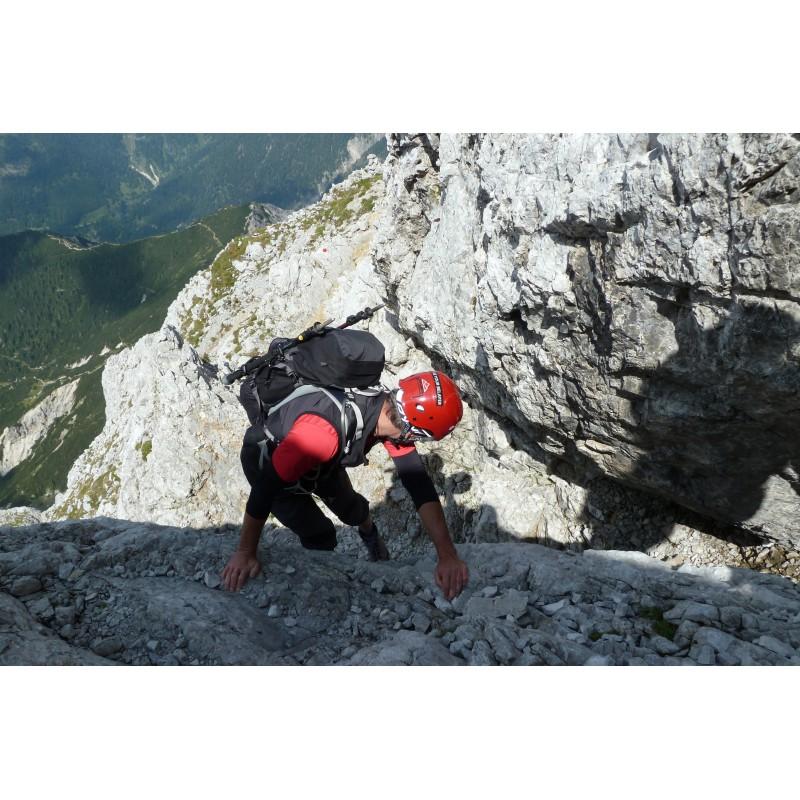 Tuotetta Simond - Mountaineering Pack 32 L - Vuorikiipeilyreppu koskeva kuva 1 käyttäjältä Wolfgang