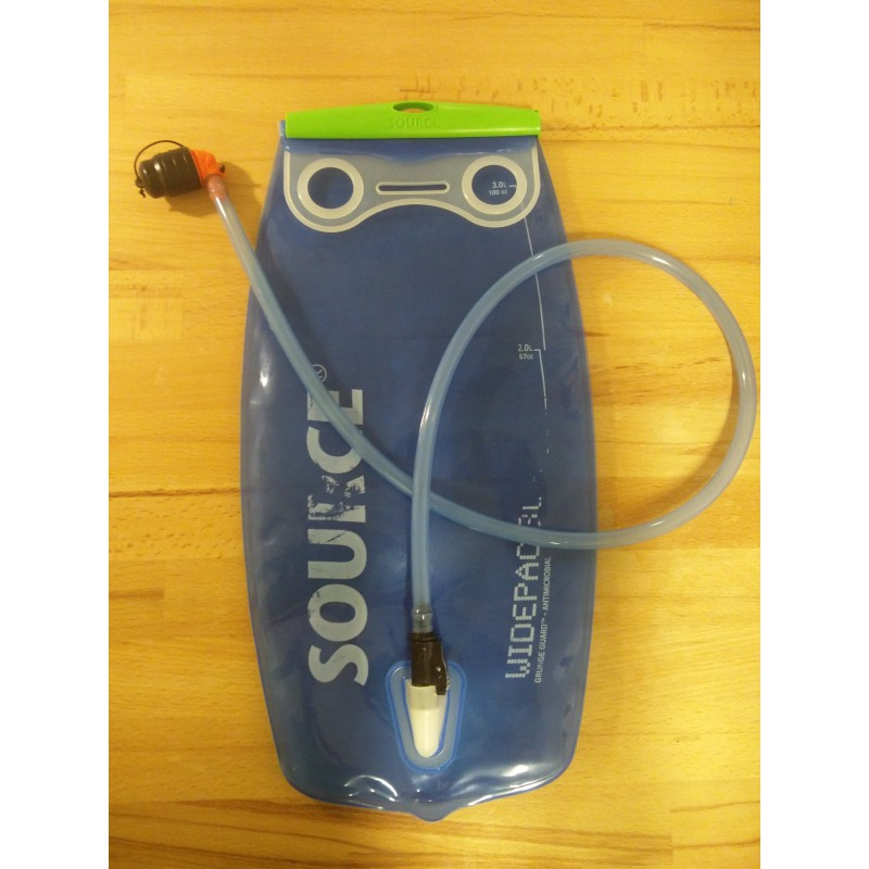 Tuotetta Source - Widepac - Juomajärjestelmä koskeva kuva 1 käyttäjältä Markus