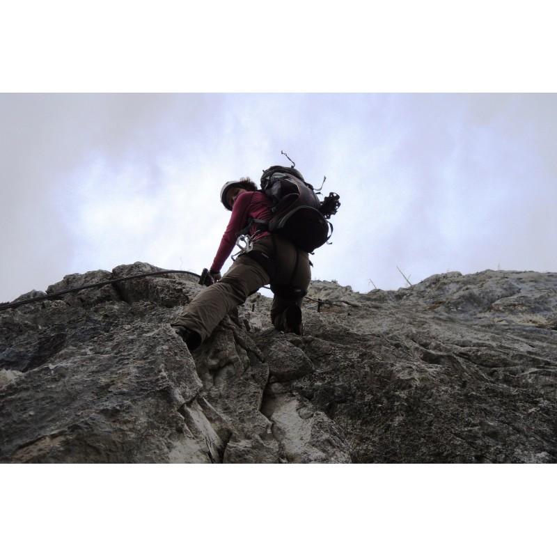 Tuotetta Tatonka - Women's Emden Zip Off Pants - Trekkinghousut koskeva kuva 1 käyttäjältä Veronika