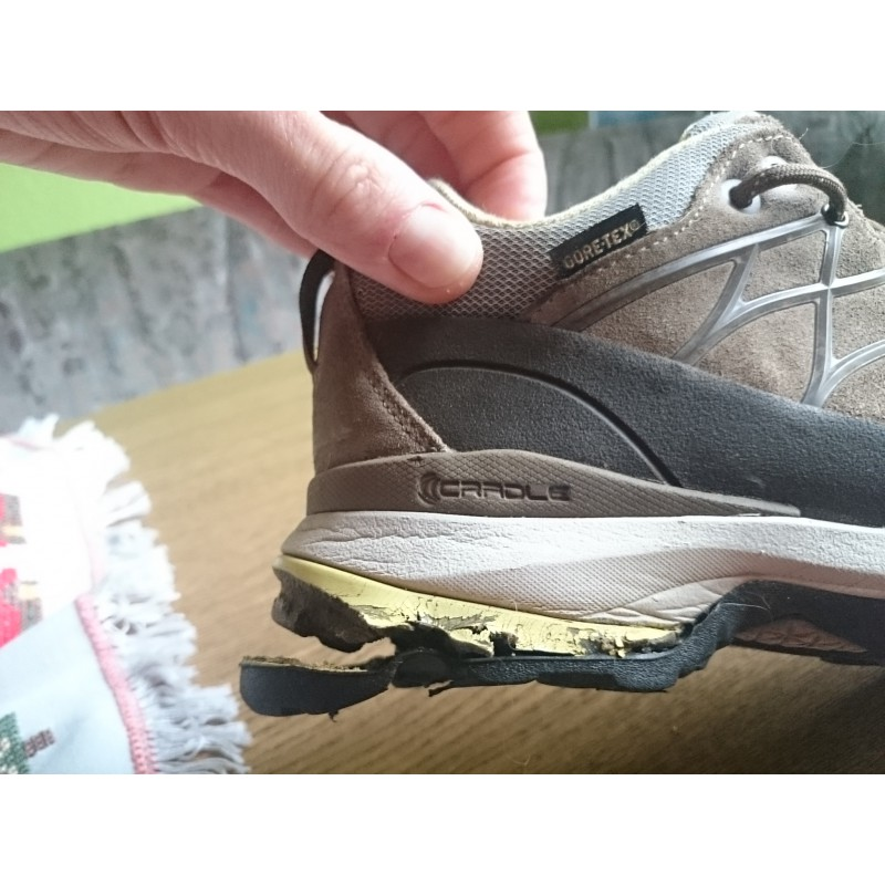 Tuotetta The North Face - Women's Wreck GTX - Multisport-kengät koskeva kuva 1 käyttäjältä Christian